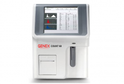 Fully Automated Hematology analyzer Genex COUNT-60
