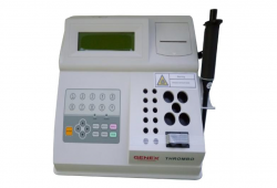 Semi Auto Coagulation Analyzer THROMBO