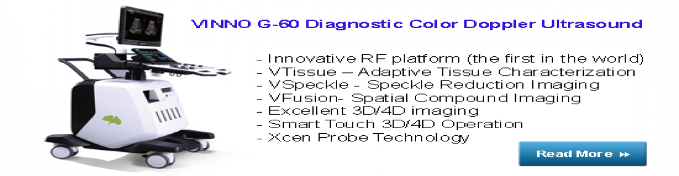 VINNO G-60 Diagnostic Color Doppler Ultrasound