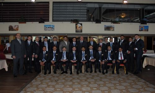 AL-MUBDAA Scientific Company in Conference on Hypertension