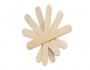 Wooden tung depressor