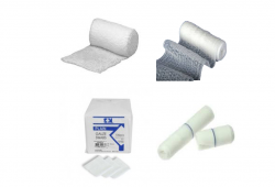 Gauze and Cotton